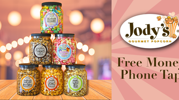 Contest Rules - Jody's Gourmet Popcorn Free Money Phone Tap Rules