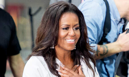 Entertainment - Michelle Obama Suffered A Miscarriage 20 Years Ago, Used IVF To Conceive