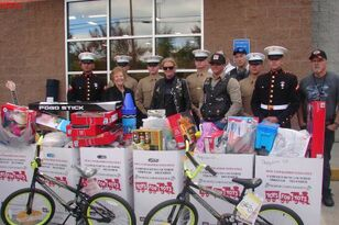 Toys for Tots Charity Ride @ Timms Harley Davidson