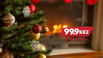 None - Why Did 99.9 KEZ Flip The Switch To Christmas Music Early This Year?