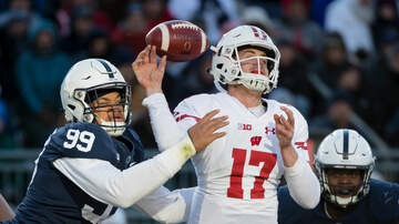 Wisconsin Badgers - Full Broadcast: CFB: Penn State 22, Wisconsin 10