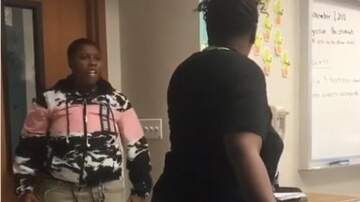 Promise - The Bizness Hourz - SMDH Saturday Student punches teacher & says don't get smart with me