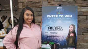 Photos - Power Crunch event at Safeway with Selena 11.10.18