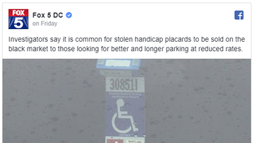 Steve - What Are They Stealing Now? Parking Passes?
