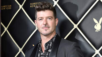 Entertainment - Robin Thicke Loses Malibu Home In Woolsey Fire
