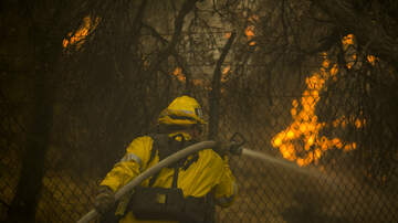 Tim Conway Jr - Woolsey Fire Burns 85,500 Acres, Fifteen Percent Contained