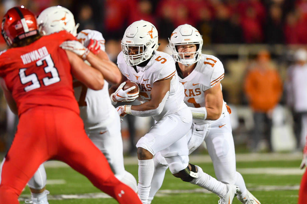 Texas tops Texas Tech 41-34