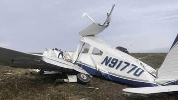 Local News - FAA investigating Iowa plane crash with four dead