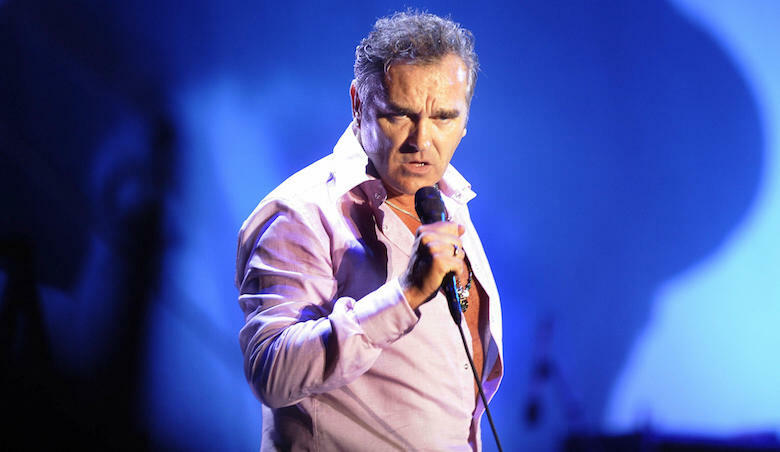 Concert Goer Attacks Morrissey Onstage