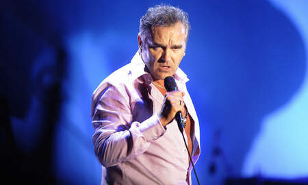 Trending - Concert Goer Attacks Morrissey Onstage