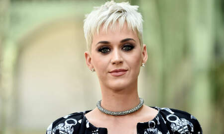 Trending - Katy Perry Calls Out Trump Over 'Heartless Response' to California Fires