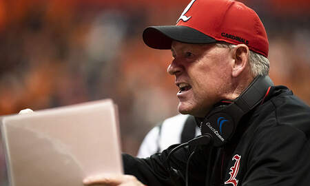 Sports Top Stories - Bobby Petrino Fired As Louisville Coach