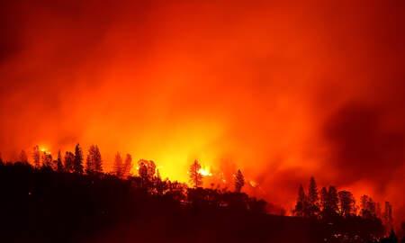 National News - Wildfires Ravage California