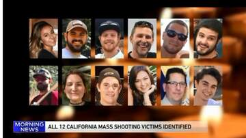 Chris Michaels - All 12 victims in Cali mass shooting identified