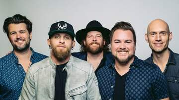 iHeartRadio Live - Brantley Gilbert & Eli Young Band Rock the Stage During Veterans Day Show
