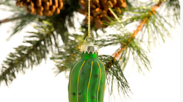Jana - What's the deal with the Christmas Pickle?