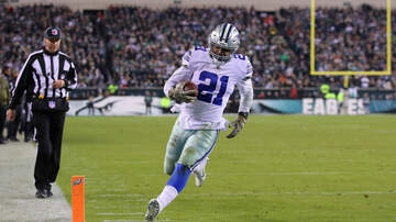 Sports Desk - Cowboys Sneak Past Eagles in SNF
