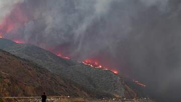 #iHeartSoCal - Woolsey Fire Burns 91,572 Acres, Currently 20 Percent Contained