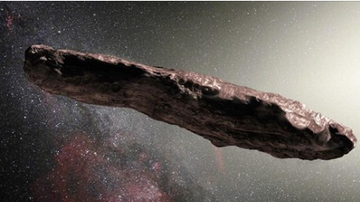 Beth Bradley - Two Harvard researchers say a mysterious object could actually be alien