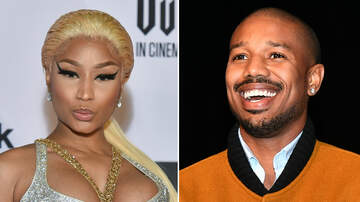 Trending - Nicki Minaj Shoots Her Shot At Michael B. Jordan While Accepting Award