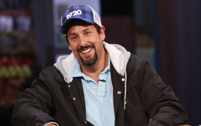 why adam sandler doesnt celebrate christmas