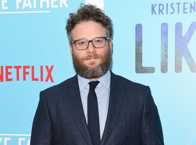 why seth rogan doesnt celebrate christmas