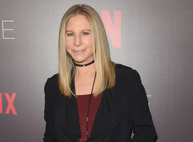 why barbara streisand doesnt celebrate christmas