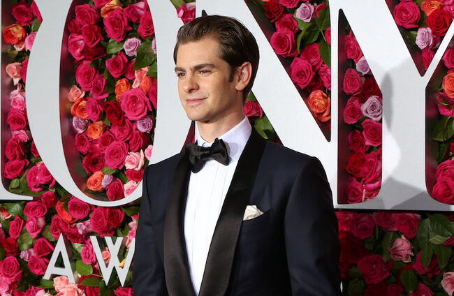 why andrew garfield doesnt celebrate christmas