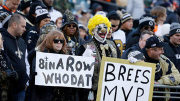 Louisiana Sports - Saints Demolish Bengals For 8th Win In A Row