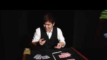 The Drew Thomas Blog - Eric Chien, magician extraordinaire