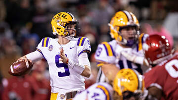 Louisiana Sports - LSU #10 In AP, Coaches Polls After Win Over Arkansas