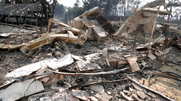 kelly - Big Names Lost Their Homes in California Wildfires