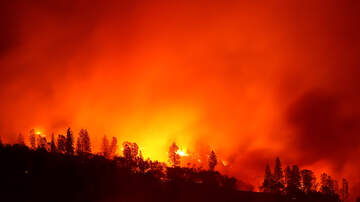 Mike Trivisonno - Deadly Wildfires Rage On In California