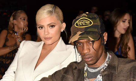 Trending - Travis Scott Freaked Out While Kylie Jenner Was In Labor: 'It Was So Scary'