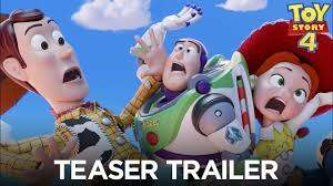 JiJi - Toy Story 4 - Teaser Trailer Released!