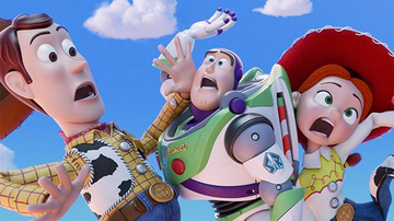 Music News - 'Toy Story 4' Teaser Trailer Introduces A Brand New Character Named Forky