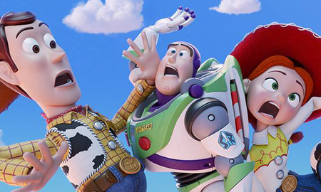 Entertainment News - 'Toy Story 4' Teaser Trailer Introduces A Brand New Character Named Forky