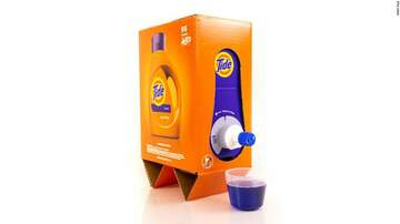 The Gunner Page - Is Tide Selling Boxed Wine or Detergent?