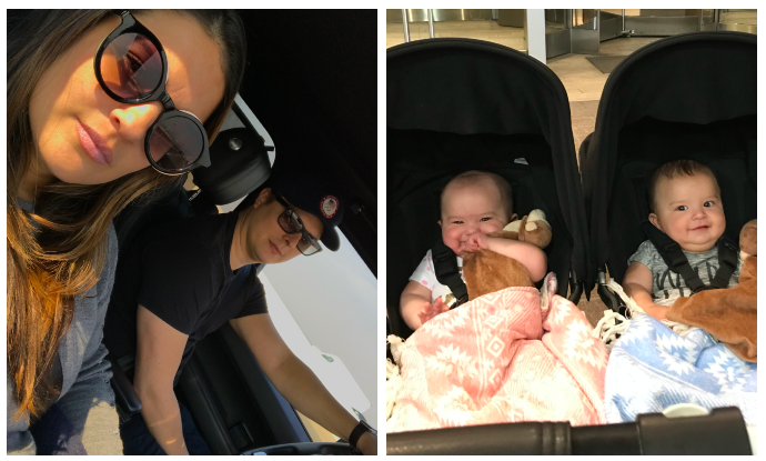 Sisanie Shares Her Extensive Pack List for The Twins' First Trip
