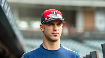 Twins - WATCH the entire Joe Mauer retirement press conference here...