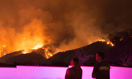 Entertainment News - Here's How to Help Victims of the California Wildfires