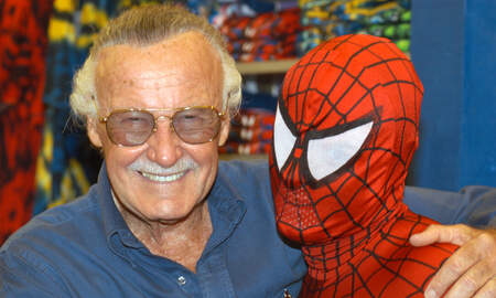 National News - Stan Lee, Legendary Comic Book Publisher Dies at 95