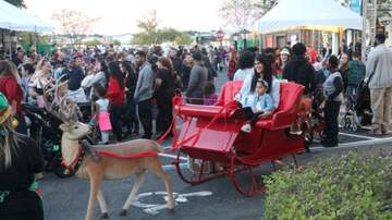 Photos - 13th Annual St. Johns Town Center Holiday Spectacular with Jesse McCartney