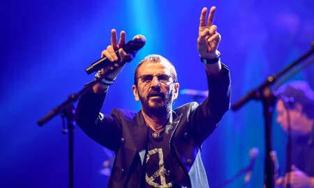 Rock News - Ringo Starr Announces 2019 Tour Dates, New Book of Photos