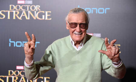 National News - There Will Never Be Another Celebrities React to Stan Lee's Death