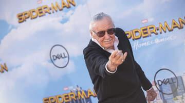 Chuck Nowlin - Real Life Superhero Stan Lee Dead At 95