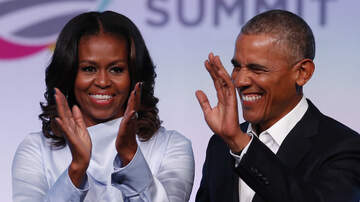 Entertainment - Michelle & Barack Obama Met With A Marriage Counselor 'A Handful Of Times'