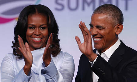 Trending - Michelle & Barack Obama Met With A Marriage Counselor 'A Handful Of Times'