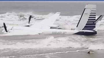 Beth Bradley - Plane crashes in the ocean at Myrtle Beach