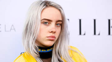 Trending - Billie Eilish Got Emotional After This Warm Welcome To New Zealand: Watch